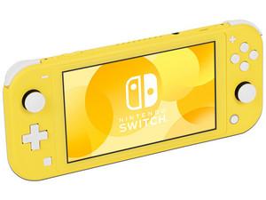 Consola Nintendo Switch Lite. Color Amarillo.