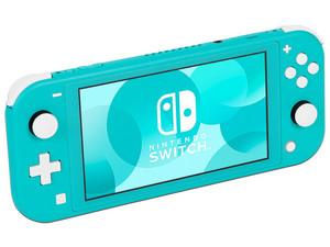 Consola Nintendo Switch Lite. Color Turquesa.