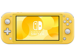 Consola Nintendo Switch Lite. Color Amarillo.