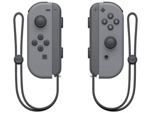 Mando Joy Control (L-R) para Nintendo Switch. Color Negro.
