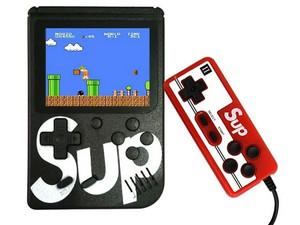 Consola Portátil Mini Game Box Sup, 400 Juegos Preinstalados, Incluye Control.