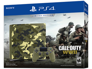 Consola Sony PlayStation 4 Edición Limitada Call of Duty: WWII.