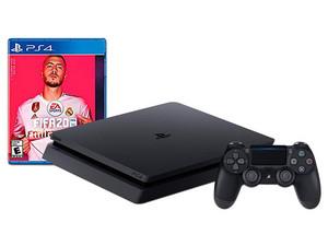 Consola PlayStation 4 de 1 TB incluye FIFA 2020.
