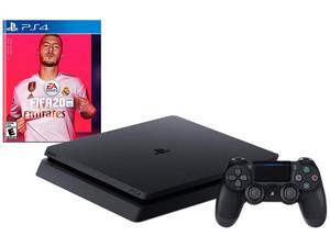 Consola Sony PlayStation 4 de 1TB con 1 control. Incluye Fifa 20