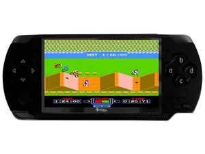 Reproductor portátil de Videojuegos Stylos STRA3X1B. Color Negro.