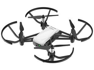 Drone DJI TELLO con batería recargable, Cámara de 5MP, video HD 720p, Wi-Fi.