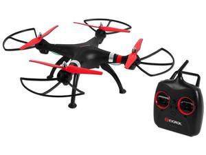 Drone Evorok Dragón, con batería de 2,000 mAh. color negro