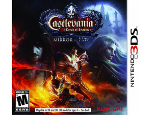 Castlevania: Lords of Shadow Mirror Fate (3DS)
