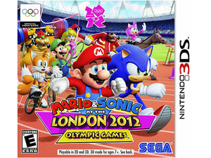 Mario & Sonic at the London 2012 Olympics (3DS)