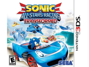 Sonic and All-Stars Racing Transformed (3DS)