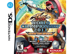 Yu-Gi-Oh! 5D's World Championship 2011 Over the Nexus (NDS)