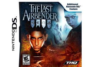 The Last Airbender (DS)