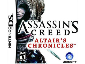 Assassin's Creed Altair's Chronicles (Nintendo DS)