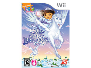 Dora the Explorer: Dora Saves the Snow Princess (Wii)