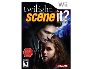 Scene It? Twilight (Wii)