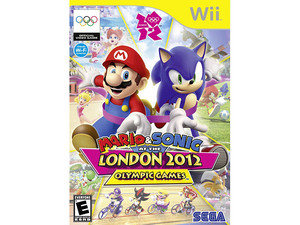Mario & Sonic at the London 2012 Olympics (Wii)