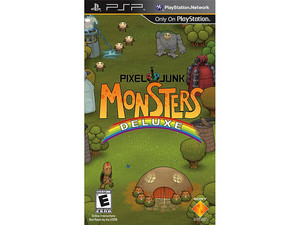 PixelJunk Monsters: Deluxe (PSP)