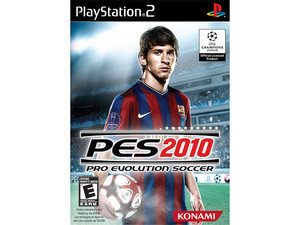 Pro Evolution Soccer 2010 (PS2)