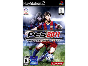 PRO EVOLUTION SOCCER 2011 (PS2)
