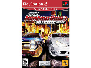Midnight Club 3 DUB Edition Remix (PS2)