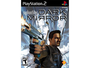 Syphon Filter Dark Mirror (PS2)