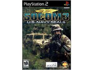 SOCOM 3 U.S. Navy Seals (PS2)