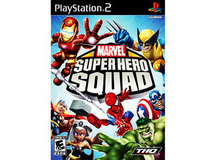 Super Hero Squad (PS2)