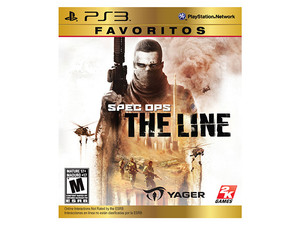 Spec Ops: The Line, Favoritos. (PS3)