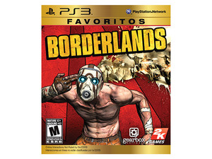 Borderlands, Favoritos. (PS3)