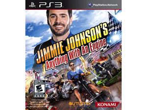 Jimmie Johnson: Anything with an Engine (PS3)