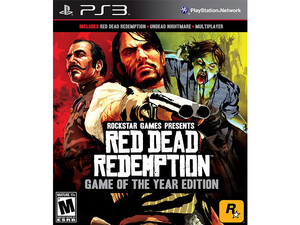 Red Dead Redemption Game of the Year (PS3)