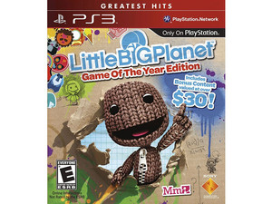 Little Big Planet: Game of the Year Edition (PS3)