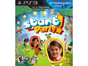 Start the Party (PS3, Requiere Move)