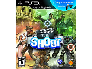The Shoot (PS3, Requiere Move)