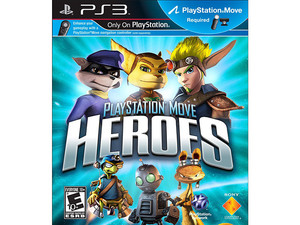 PlayStation Move Heroes (PS3, Requiere Move)