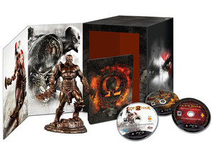 God of War - Omega Collection (PS3)