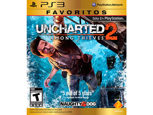 PS3 Favoritos: Uncharted 2 Among Thieves