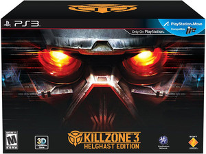 Killzone 3: Helghast Edition (PS3)
