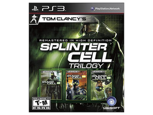 Tom Clancy's Splinter Cell Classic Trilogy HD (PS3)