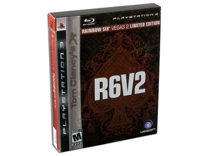 Tom Clancy's Rainbow Six Vegas 2 Limited Edition (PlayStation 3)