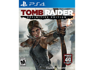 Tomb Raider: Definitive Edition (PS4)