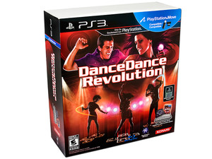 DANCEDANCE REVOLUTION.-PS3