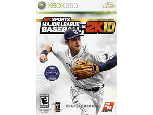 Major League Baseball 2K10 (Xbox 360)