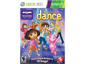 Nickelodeon Dance (Xbox 360, requiere Kinect)