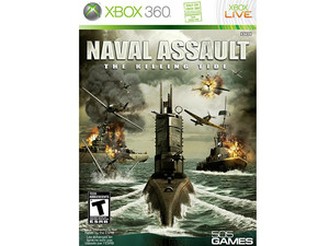 Naval Assault: The Killing Tide (Xbox 360)