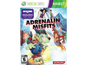 Adrenalin Misfits (Xbox 360, requiere Kinect)