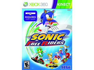Sonic Free Riders (Xbox 360, requiere Kinect)