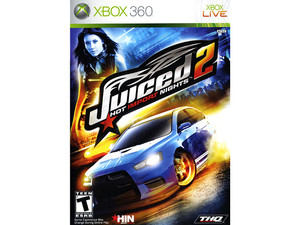 Juiced 2: Hot Import Nights (Xbox 360)