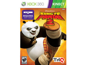 Kung Fu Panda 2 (Xbox 360, requiere Kinect)