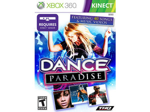 Dance Paradise (Xbox 360, requiere Kinect)